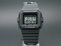 Casio G shock GW-5510-1J. Less is more. Love the grey buttons.
