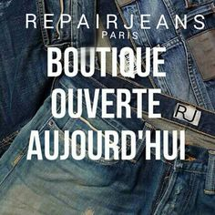 #reparationjeans