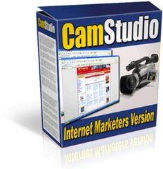 CamStudio PC Screen and Audio Recording Software for WindowS w resell rights Marketing Guru, Viral Marketing, Internet Marketing, Online Marketing, Make Money Online, How To Make Money, Because The Internet, Screen Recorder, Web Studio