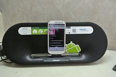 Philips Fidelio AS851 Android Speaker Dock