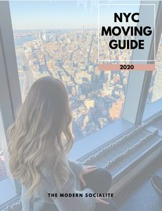 Introducing my 2020 NYC Moving Guide! Nyc Girl, City Girl, Moving Planner, Free Nyc, New York Apartments, Minecraft Architecture, Adventure Bucket List, Living In New York, Best Cities
