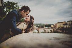 Engagement in Verona, Italy Greta & Alberto