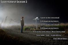 Supernatural Season 3 CrossRoad Blues #Supernatural