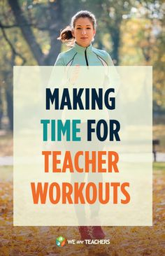 Battle of the Gym: Tips for Making Teacher Workouts Actually Work