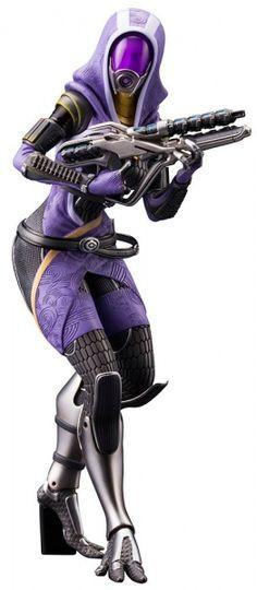 Mass Effect Bishoujo statue Tali'zorah Kotobukiya