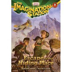 Escape to the Hiding Place (AIO Imagination Station Books)