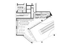 Image 9 of 9 from gallery of Pano Brot & Kaffee / DIA – Dittel Architekten. Floor Plan