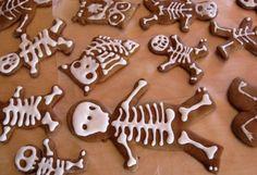 Le ricette veloci di Halloween.Mostriciattoli di pastafrolla - 100bimbi