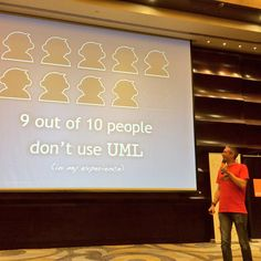 """My opening keynote, """"Software architecture as code"""", at the I T.A.K.E. Unconference in Bucharest, Romania during May 2015."""