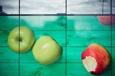 buerox-branding-merkur_04 Branding, Apple, Fruit, Apple Fruit, Brand Management, Identity Branding, Apples