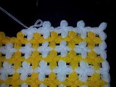 This Pin was discovered by Sev Crochet Crocodile Stitch, Crochet Stitches, Easy Crochet Patterns, Knitting Patterns, Youtube Crochet, Crochet Square Blanket, Crochet World, Yarn Shop, Love Crochet