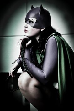 Amazing Catwoman Cosplay by Milla Bishop