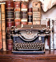 Vintage typewriters ♡