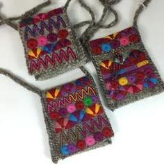 Woven Small Bags from Chiapas