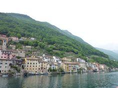 """""""Nave"""" Lugano→Gandria, Lago di Lugano, Gandria Lugano Ticino Swiss"""