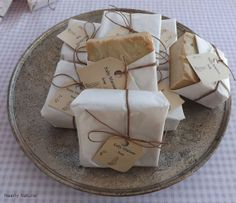 Salty Mariner Goat Milk Soap by NearlyNaturl on Etsy, $3.75