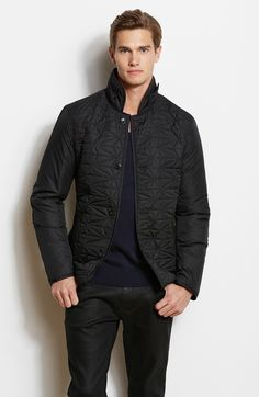 Quilted Nylon JacketOnline Exclusive - New Arrivals - Mens - Armani Exchange