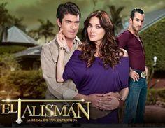"""""""El Talisman"""" con Rafael Nova, Blanca Soto y Aaron Diaz"""