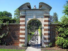 Old Westbury Gardens Old Westbury Gardens, Gilded Age, Dream Houses, Long Island, Gates, Big Ben, Entrance, Exterior, Explore