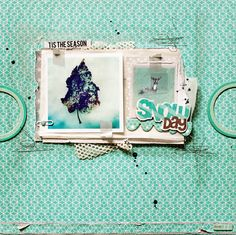 ILS :: 'Tis The Season' :: by Lenka #scrapbook