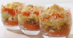 Очень сочный и нежный французский салат актуален для любого сезона и способен освежить и разнообразить повседневное меню – В РИТМІ ЖИТТЯ