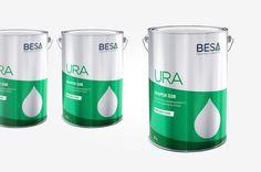 #Packaging - BESA by Asier Moreno, via Behance