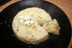 Tortilla de patata al microondas