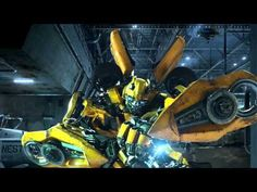 Hollywood Goes High Tech in Transformers Ride at Universal Studios
