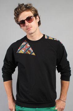 The Coyote Crewneck Sweatshirt by apliiq on Etsy, $55.00