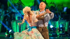 Judge Rinder & Oksana Platero Viennese Waltz to 'Boom Bang A Bang' - Str...