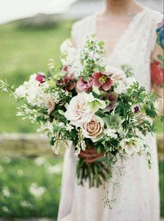 Bildresultat för brudbukett bohemisk juni