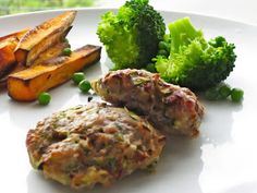 mamacook: Sausage Squishes for Babies and Toddlers