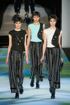 Emporio Armani @ Milan Fashion Week winter 2014-15 - video