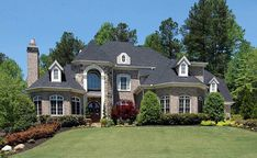 Impressive Brick and Stone - 15661GE | Architectural Designs - House Plans