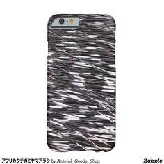 アフリカタテガミヤマアラシ iPhone 6 ベアリーゼアケース