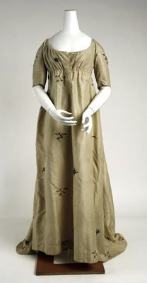 Object Name  Dress  Date  ca. 1800