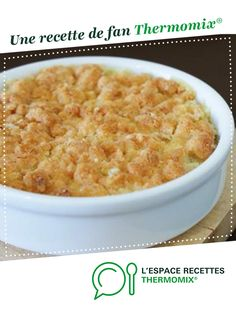 Chicken zucchini crumble by A fan recipe to find in the category Main dish - various on w Crockpot Recipes For Two, Healthy Dinner Recipes, Healthy Snacks, Chicken Recipes, Chicken Zucchini, Recipe Zucchini, Food Tags, Food Inspiration, Gratin