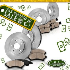 Cool amazing toyota oem rav4 2014 xle front brake pads 20172018 awesome amazing front rear rotors ceramic pads 2004 2005 2006 2007 2008 2009 2010 toyota sienna fandeluxe Choice Image