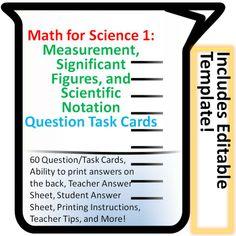 Chemistry Basics | Science for Secondary Grades: Biology, Chemistry ...