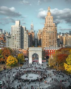 Washington Square Park, NYC