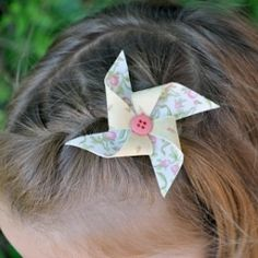 Our top 10 diy hair accessories - all with full tutorials.