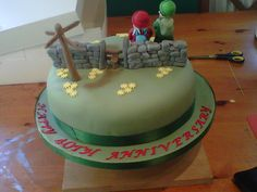 This is a fruit cake which I made for a couple celebrating their Ruby wedding Anniversary. They are very keen walkers and the lady wh. Hill Walking, 70th Birthday Cake, Ruby Wedding Anniversary, Retirement Cakes, Themed Cakes, Cake Decorating, Wedding Cakes, Baking, Sweet
