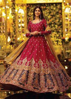 Latest Bridal Dresses, Wedding Dresses, Party Wear Dresses, Formal Dresses, Ali Xeeshan, Stylish Gown, Nikkah Dress, Desi Wedding, Pakistani Designers
