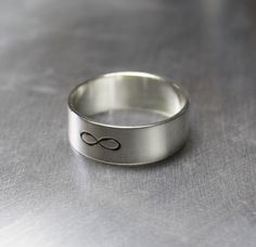 Infinity Ring, Forever Ring, Knot Ring, Best Friend Rings by JenniferWoodJewelry on Etsy https://www.etsy.com/listing/129721909/infinity-ring-forever-ring-knot-ring
