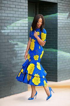 Ideas for womens african fashion 154 #womensafricanfashion African Fashion Designers, African Fashion Ankara, Latest African Fashion Dresses, African Print Dresses, African Dresses For Women, African Print Fashion, African Attire, African Style, African American Fashion