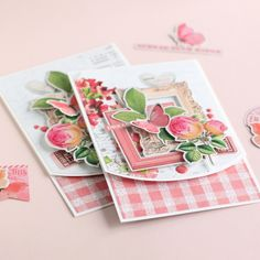 Cardmaking Tips By Anya Lunchenko Paper Cards, Diy Cards, Handmade Cards, Small Desserts, Spellbinders Cards, Simple Stories, Pretty Cards, Paper Background, Creative Cards