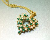 Today's Pounce Treasury of newly listed/renewed vintage jewelry from VJSE