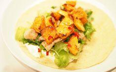 Meidän perheen kestosuosikki: Terveelliset ja maukkaat bataattitortillat