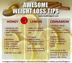 Awesome Weight Loss Tips