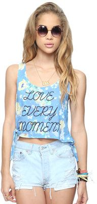 #Forever21                #love                     #Love #Every #Moment #Tank                          Love Every Moment Tank                              http://www.seapai.com/product.aspx?PID=111331